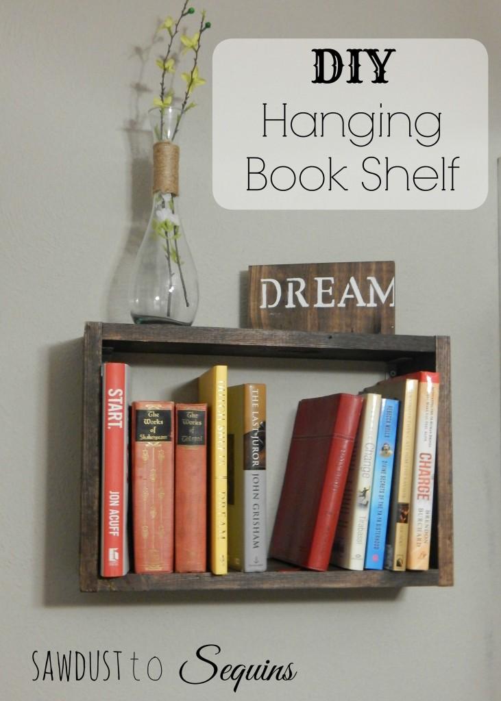 Hanging Book Shelf pin
