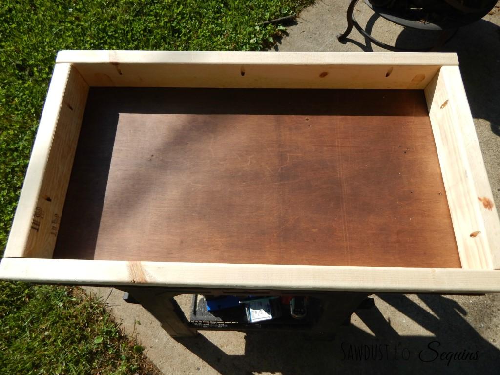 Potting Bench 9