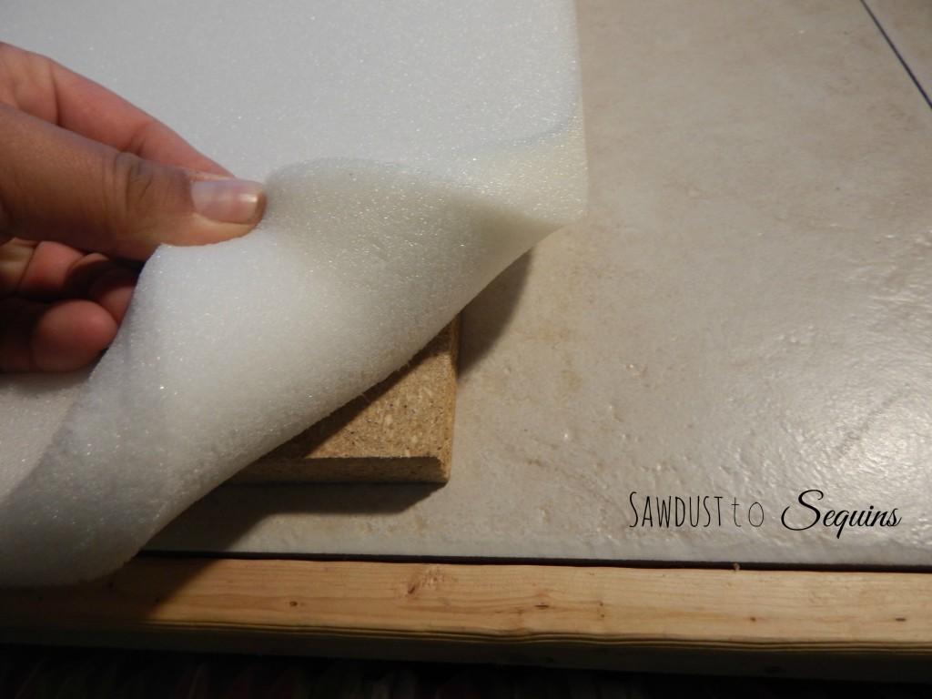 Fabric Dressing Bench10