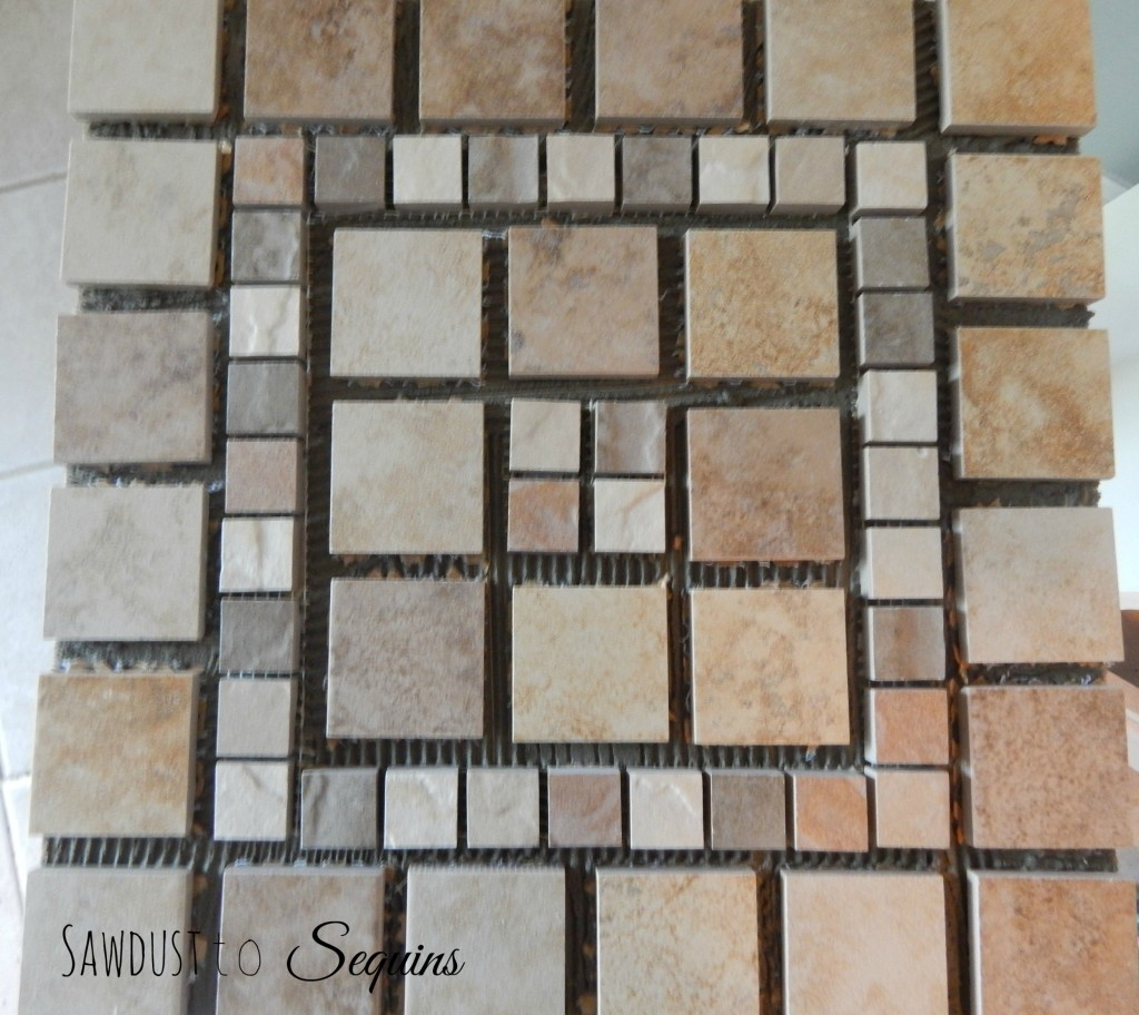 Tiled End Table Pattern
