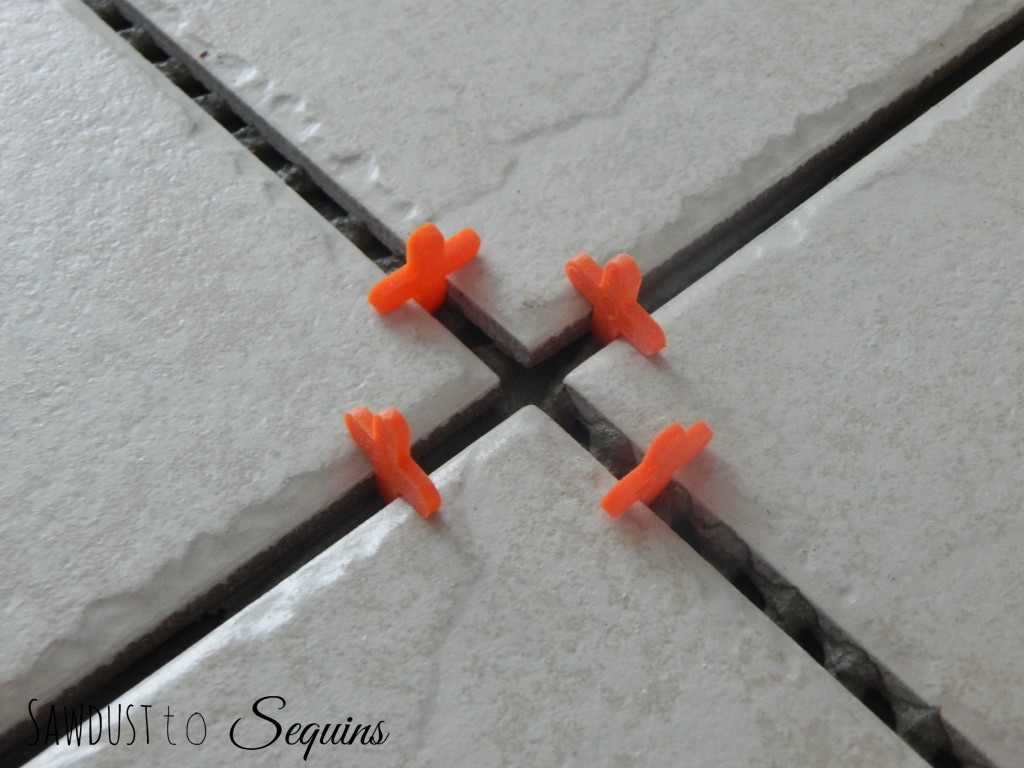 Tile Spacers Four Corners