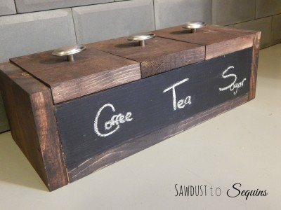 Kitchen Beverage Box