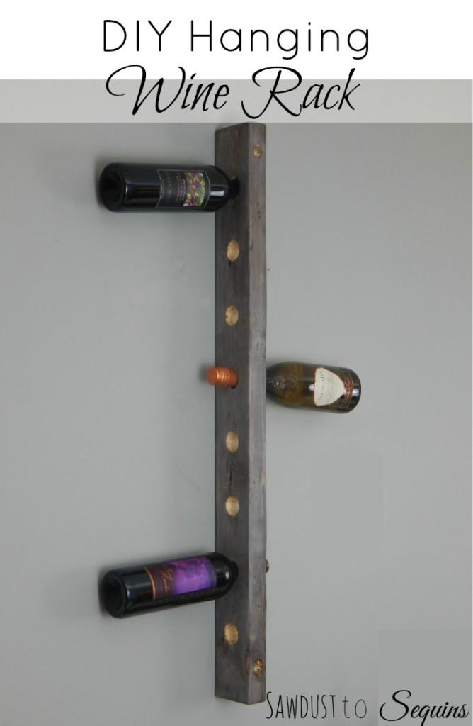 Wine Rack Pin