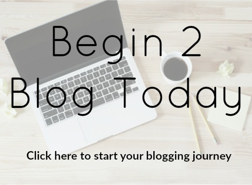 Begin to Blog