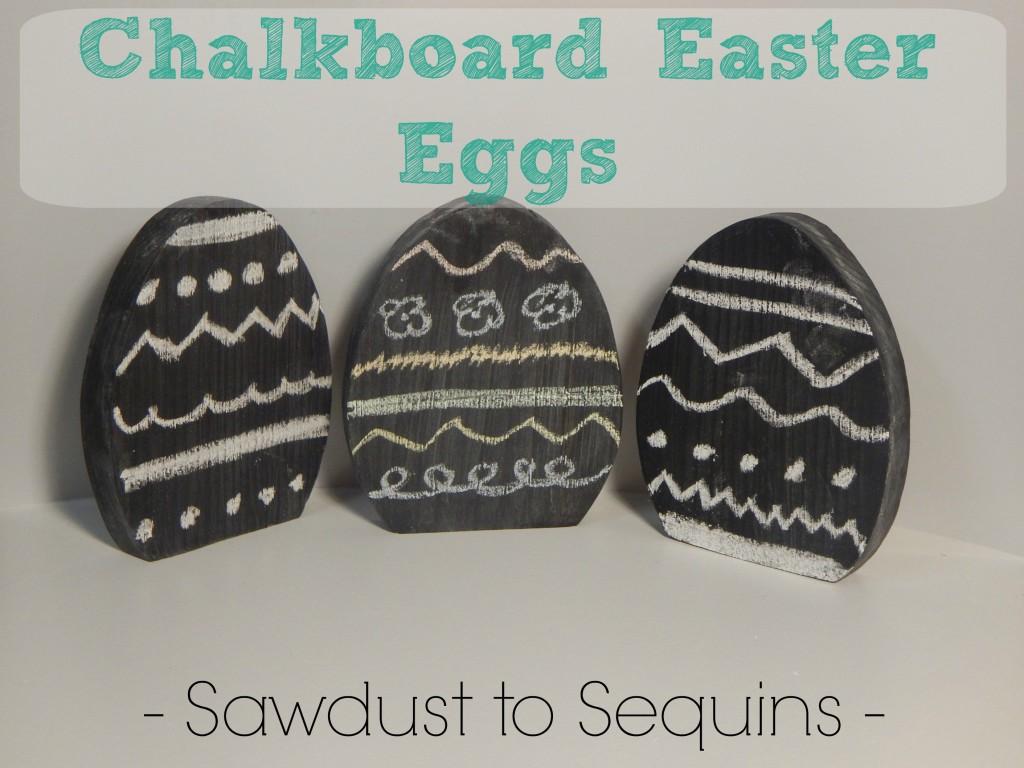 Chalkboard Easter Eggs StoS