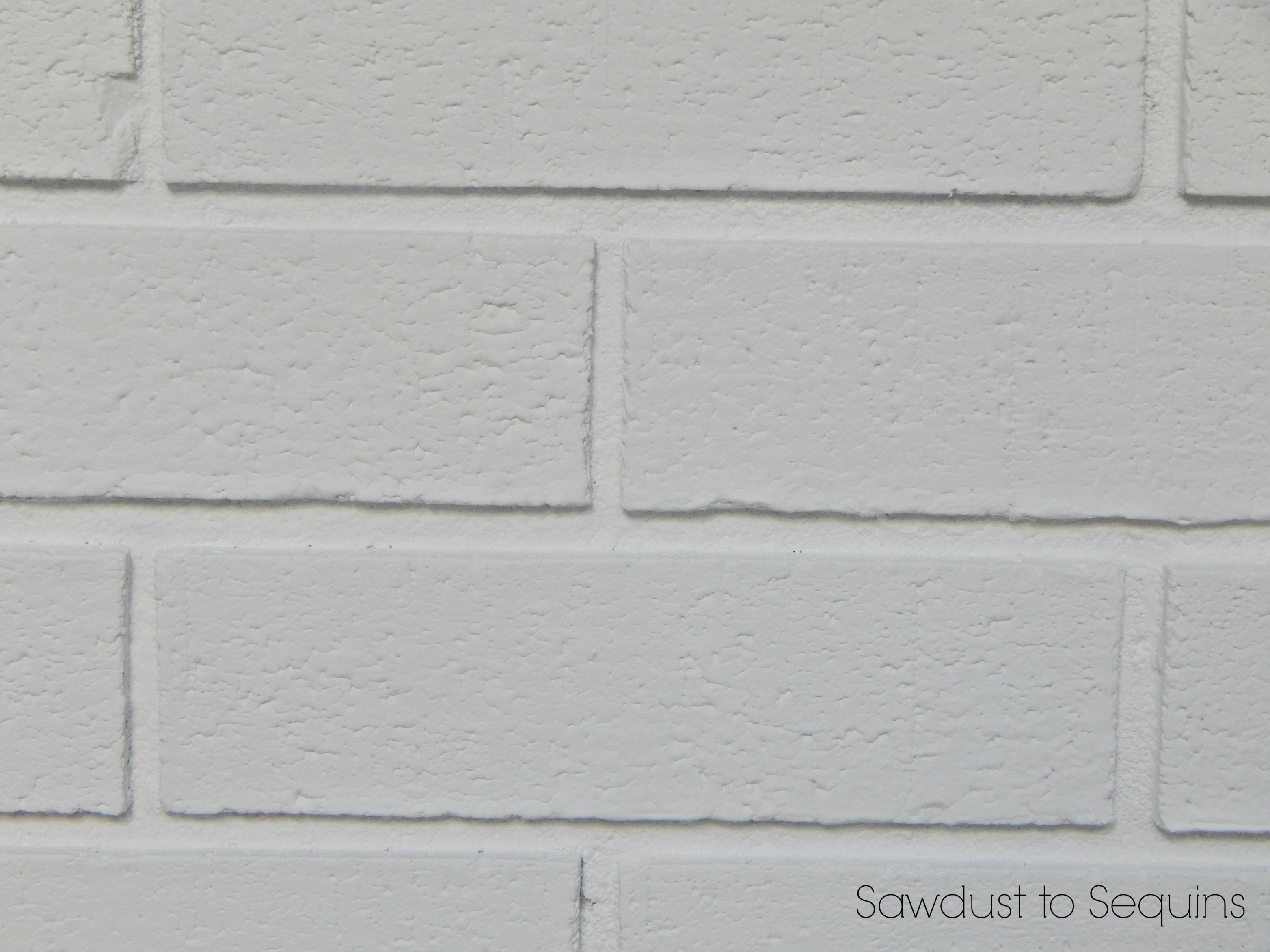 28 paint brick white - White exterior masonry paint image ...
